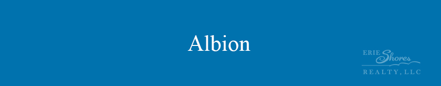 Albion area banner