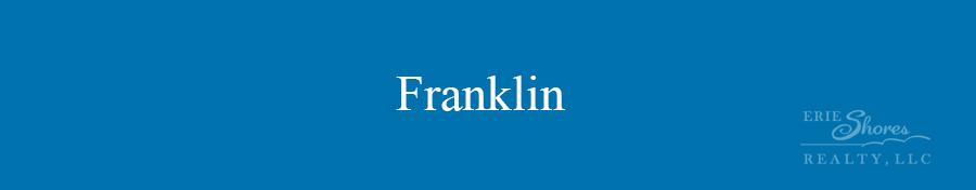 Franklin area banner