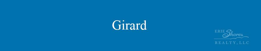 Girard area banner
