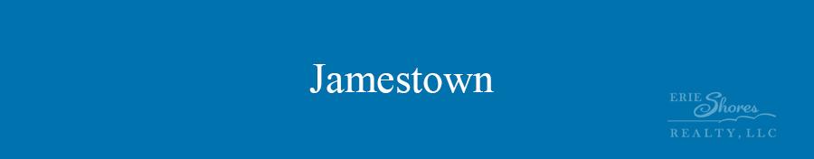 Jamestown area banner