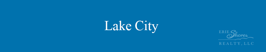 Lake City area banner