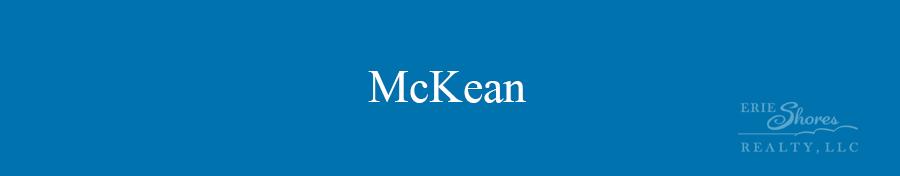 McKean area banner