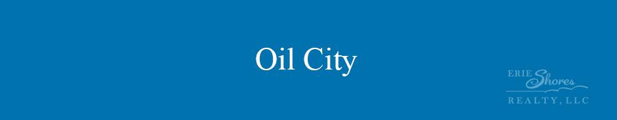 Oil City area banner