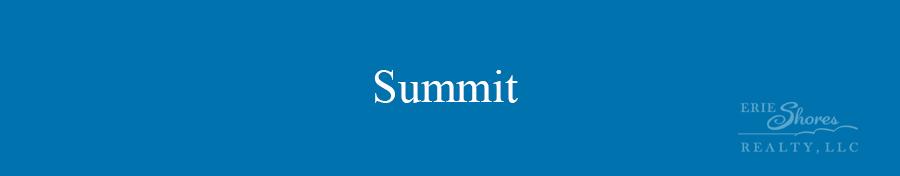 Summit area banner