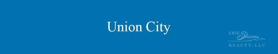 Union City area banner
